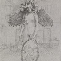 Medusa sketch